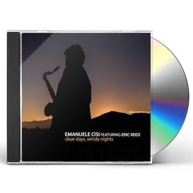 Emanuele Cisi CLEAR DAYS WINDY NIGHTS CD