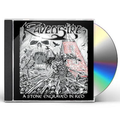 RAVENSIRE STONE ENGRAVED IN RED CD