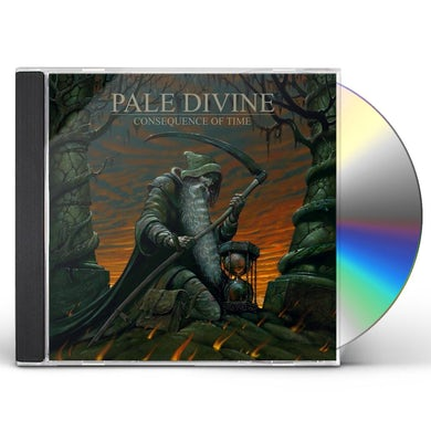 Pale Divine CONSEQUENCE OF TIME CD