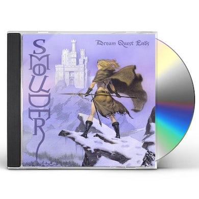 Smoulder DREAM QUEST ENDS CD