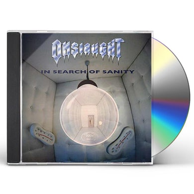 Onslaught IN SEARCH OF SANITY CD