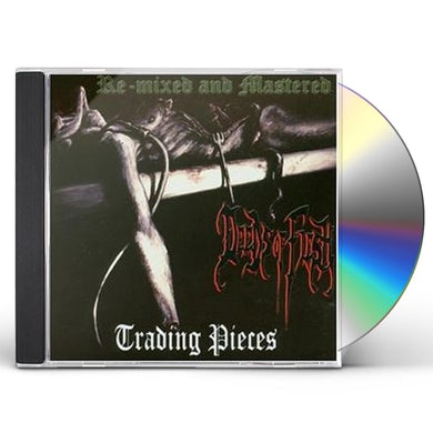 Deeds Of Flesh TRADING PIECES CD
