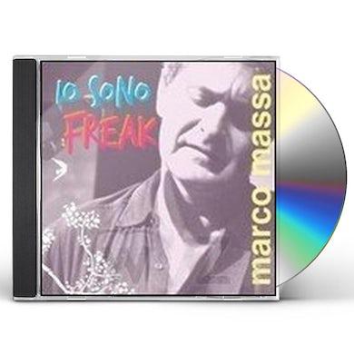 Marco Masini IO SONO FREAK CD