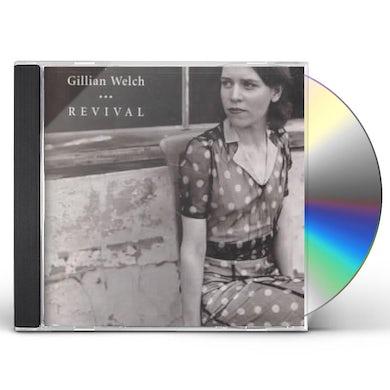 Gillian Welch REVIVAL CD