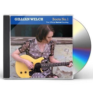 Gillian Welch BOOTS NO.1: OFFICIAL REVIVAL BOOTLEG CD