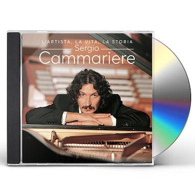 Sergio Cammariere L'ARTISTA LA VISTA LA STORIA CD