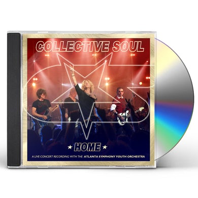 Collective Soul HOME CD