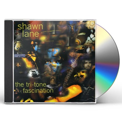 Shawn Lane TRI-TONE FASCINATION CD