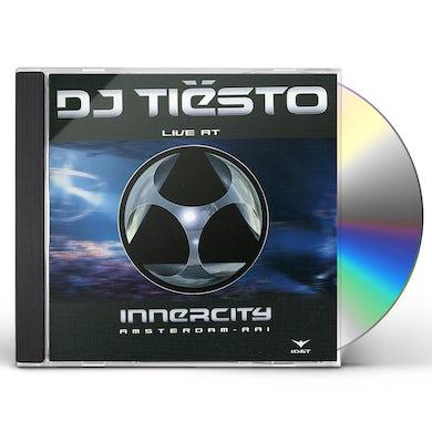 Dj Tiesto LIVE AT INNERCITY CD