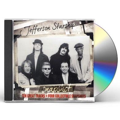 Jefferson Starship SNAPSHOT CD