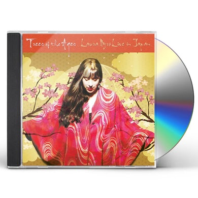 Trees Of The Ages: Laura Nyro Live In Ja CD