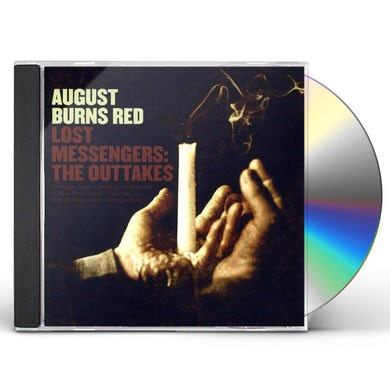August Burns Red LOST MESSENGERS: THE OUTTAKES CD