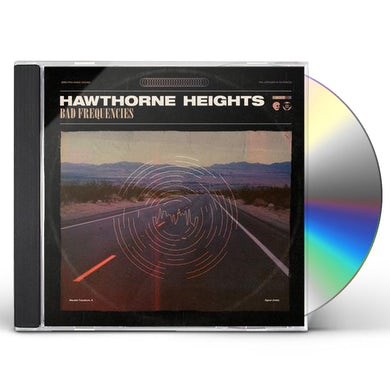 Hawthorne Heights BAD FREQUENCIES CD