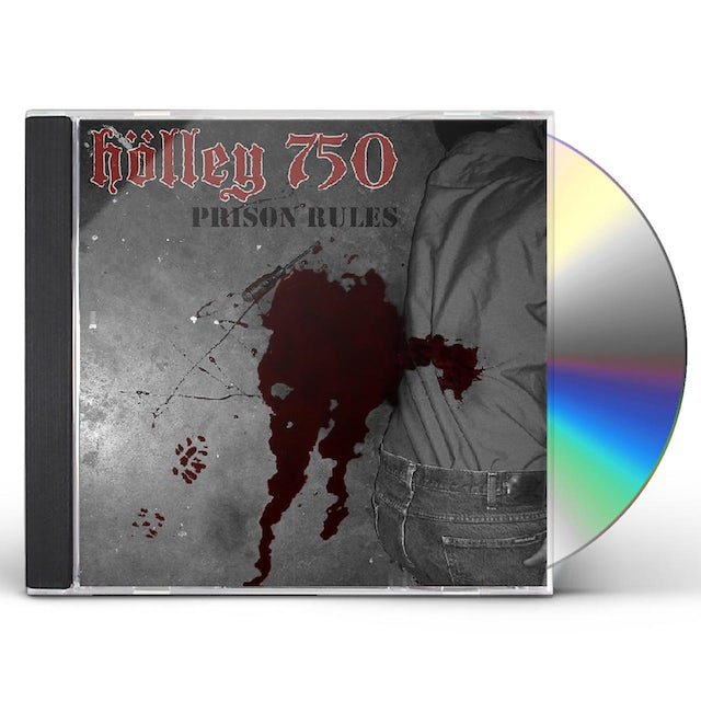 Holley 750 PRISION RULES CD