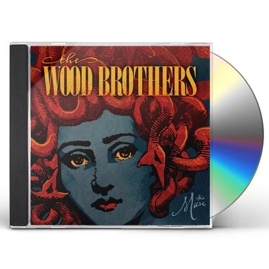 Wood Brothers MUSE CD