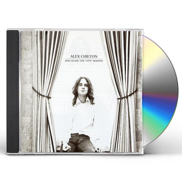 Alex Chilton FREE AGAIN: THE 1970 SESSIONS CD
