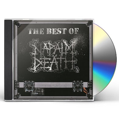 BEST OF NAPALM DEATH CD