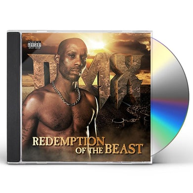 Dmx REDEMPTION OF THE BEAST CD