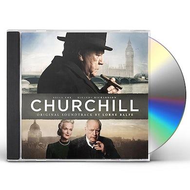 Lorne Balfe CHURCHILL - Original Soundtrack CD