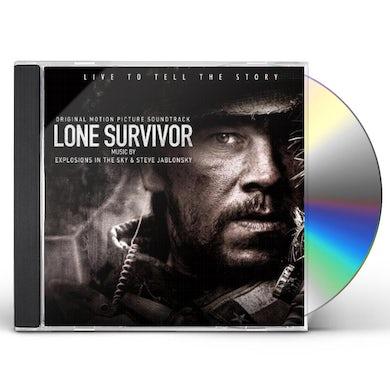 Explosions in the Sky & Steve Jablonsky LONE SURVIVOR / Original Soundtrack CD