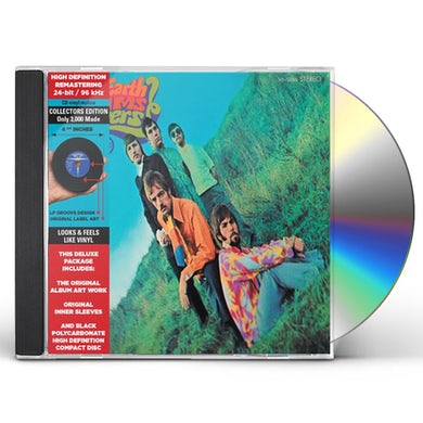 Rare Earth DREAMS/ANSWERS - DELUXE CD-VINYL REPLICA 2017 CD