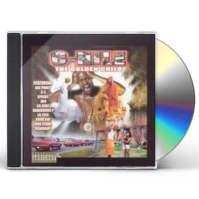 C-Nile THE GOLDEN CHILD CD
