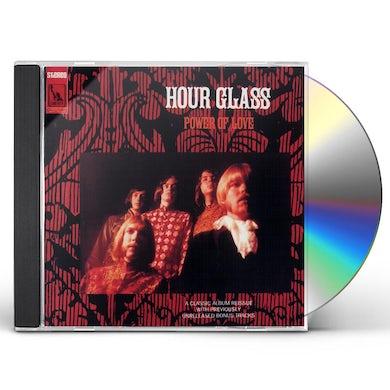 Hour Glass Power Of Love CD