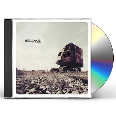 Millipede POWERLESS CD