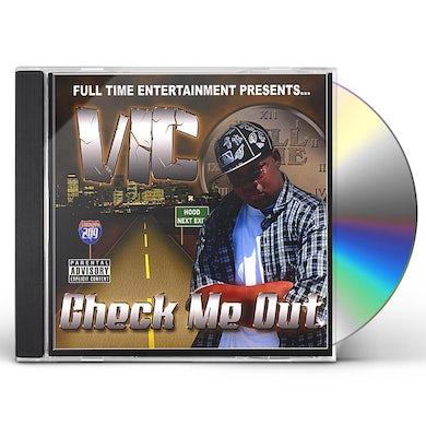 Vic CHECK ME OUT CD