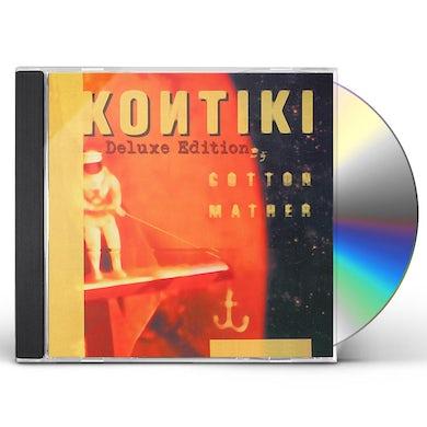 Cotton Mather KONTIKI DELUXE EDITION CD