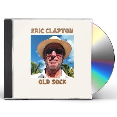 Eric Clapton OLD SOCK CD