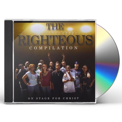 Righteous COMPILATION (ON STAGE FOR CHRIST) CD