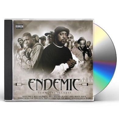 Endemic TERMINAL ILLNESS CD