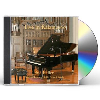 Sue Keller LIVE IN KALAMAZOO CD