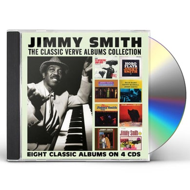 Jimmy Smith CLASSIC VERVE ALBUMS COLLECTION CD