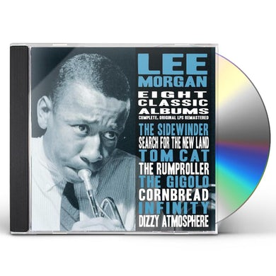 Lee Morgan Eight Classic Albums CD