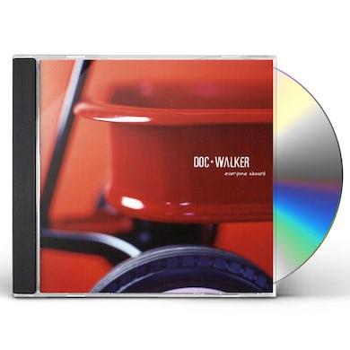 Doc Walker EVERYONE ABOARD CD