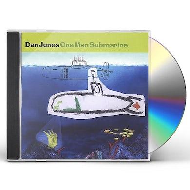 Dan Jones ONE MAN SUBMARINE CD