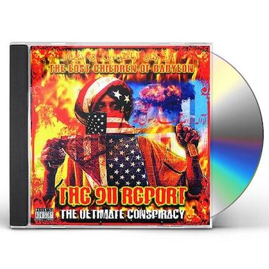 Lost Children of Babylon 911 REPORT: ULTIMATE CONSPIRACY CD