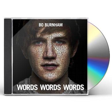 Bo Burnham WORDS WORDS WORDS CD