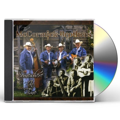McCormick Brothers SOMEWHERE IN TIME CD