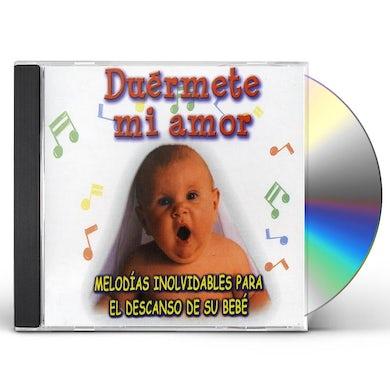 Javier Martinez DUERMETE MI AMOR CD
