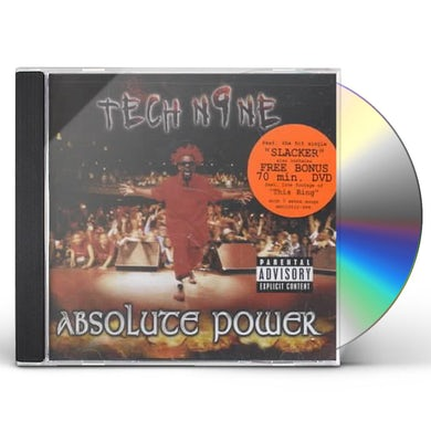 Tech N9Ne ABSOLUTE POWER CD