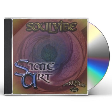 Soulvibe STATE OF THE ART CD