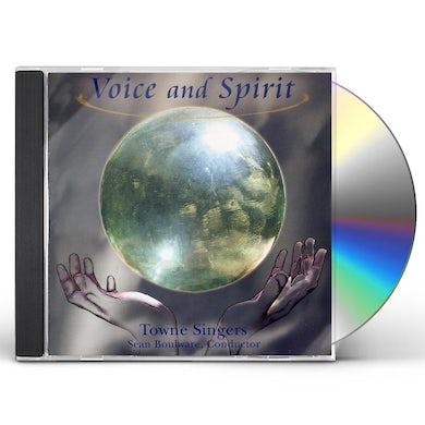 Towne Singers VOICE & SPIRIT CD