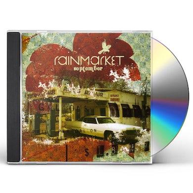 Rainmarket SEPTEMBER CD
