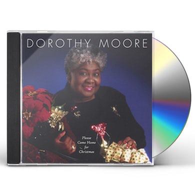 Dorothy Moore PLEASE COME HOME FOR CHRISTMAS CD