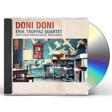 Erik Quartet Truffaz DONI DONI CD