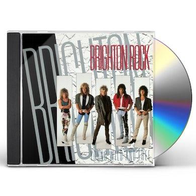 Brighton Rock YOUNG WILD & FREE CD
