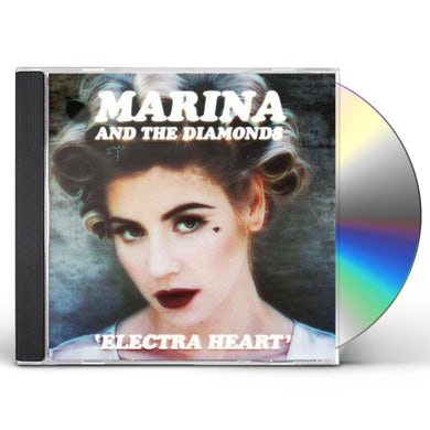 Marina & The Diamonds ELECTRA HEART CD